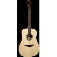 Lag Tramontane Series Spruce Dreadnought Acoustic Guitar T270D