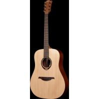 Lag Tramontane Dreadnought Acoustic Left Handed Guitar TL70D
