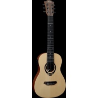 Lag Travel Tiki Uku Tenor Slim Body Guilele TKT150E