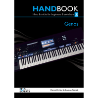 Genos Handbook & User Guide Book 3