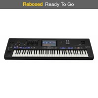 Reboxed Yamaha Genos 76 Note Keyboard Only