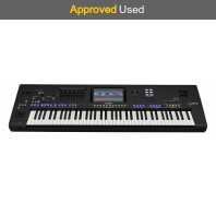 Used Yamaha Genos 76 Note Keyboard Only