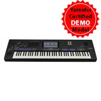 Yamaha Genos 76 Note Keyboard Only Demo Model