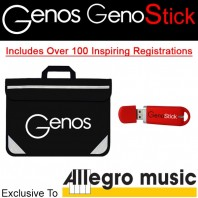 Allegro Music Genostick with Genos Music Bag