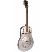 Gold Tone GRE Paul Beard Metal Body Resonator Guitar with Pickup