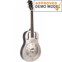 Gold Tone GRS Paul Beard Metal Body Resonator Guitar Demo Model