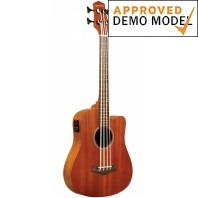 Gold Tone M-Bass 23-Inch Scale Acoustic-Electric MicroBass Demo Model