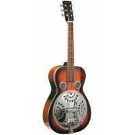 Gold Tone PBR Paul Beard Signature-Series Roundneck Resonator Guitar