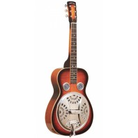 Gold Tone PBS-M Paul Beard Squareneck Solid-Mahogany Resonator Guitar