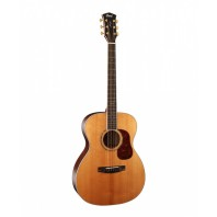 Cort Gold-O8 Natural Glossy Orchestral Electro-Acoustic Guitar