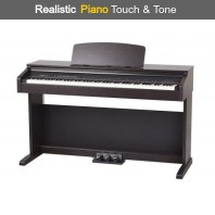 Hadley D10 88 Note Weighted Home Piano