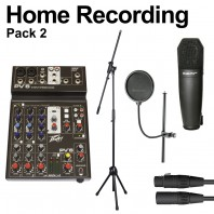 Beginners Home Recording Pack 2