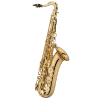Jupiter Bb Tenor Saxophone Gold Lacquered JTS1100Q