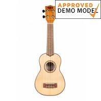 Kala KA-FMSG Flame Maple Soprano Demo Model