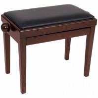 Kinsman Adjustable Piano Bench Satin Rosewood