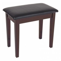 Kinsman Piano Bench With Storage Satin Rosewood