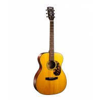 Cort L300V Luce Natural Glossy Orchestral Model Acoustic Guitar