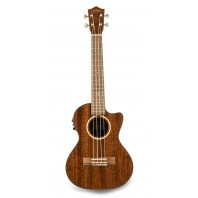 Lanikai MAS-CET All Solid Mahogany Tenor With Kula Preamp A/E Ukulele