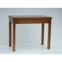 Woodhouse Solo Box Polished Wooden Seat MS504