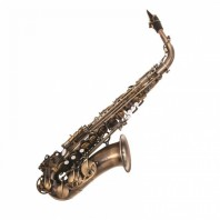 Odyssey OAS3700 Alto Debut Saxophone Outfit Distressed