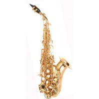 Odyssey Premiere OSS650C 'Bb' Curved Soprano Debut Saxophone Outfit