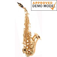 Odyssey OSS650C 'Bb' Curved Soprano Saxophone Demo Model