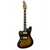Revelation RJT60 Left Hand Sunburst Electric Guitar