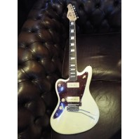 Revelation RJT60 Left Hand Vintage White Electric Guitar