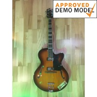Revelation RT63 Vintage Sunburst Guitar Demo Model