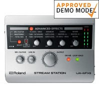 Roland UA-4FX2 USB Audio Interface Demo Model