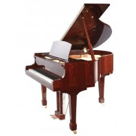 Steinhoven SG148 Polished Mahogany Baby Grand Piano