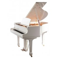 Steinhoven SG148 Polished White Baby Grand Piano