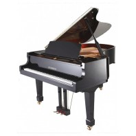 Steinhoven SG148 Polished Ebony Baby Grand Piano