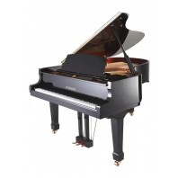 Steinhoven SG160 Polished Ebony Baby Grand Piano