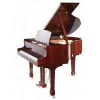 Steinhoven SG160 Polished Mahogany Baby Grand Piano