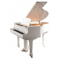 Steinhoven SG160 Polished White Baby Grand Piano