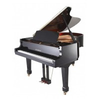 Steinhoven SG170 Polished Ebony Grand Piano