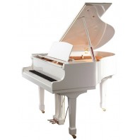Steinhoven SG170 Polished White Grand Piano