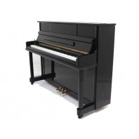 Steinhoven SU 112 Polished Ebony Upright Piano