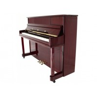 Steinhoven SU 112 Polished Mahogany Upright Piano