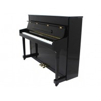 Steinhoven SU 113 Polished Ebony Upright Piano
