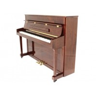 Steinhoven SU 113 Polished Walnut Upright Piano
