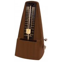 TGI Metronome Pyramid Wood Finish