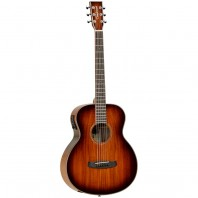 Tanglewood Mini Folk Winterleaf Exotic Guitar - TW MINI KOA