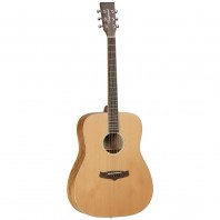 Tanglewood Dreadnought Winterleaf Exotic Guitar - TW11 D OL