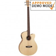 Tanglewood TWR AB Acoustic Bass Demo Model