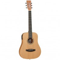 Tanglewood Travel Size Roadster II Electro-Acoustic Guitar - TWR2 TE