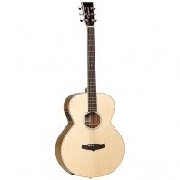 Tanglewood Evolution Exotic TWB Z Electro Acoustic Guitar
