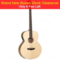 Tanglewood Evolution Exotic TWB Z Electro Acoustic Guitar Clearance Model