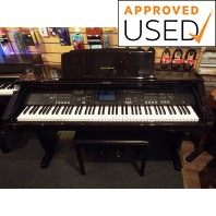 Used Technics PR902 Polished Mahogany Digital Piano